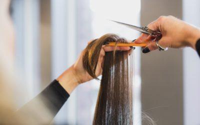 Cheveux fragiles et abîmés